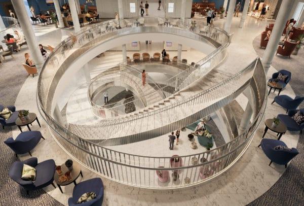 Iona Grand Atrium