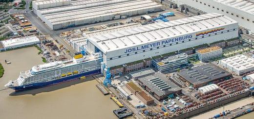 225 Jahre Pioniergeist auf der Meyer Werft