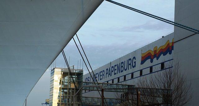 Meyer Werft: Besucherzentrum hat wieder geöffnet