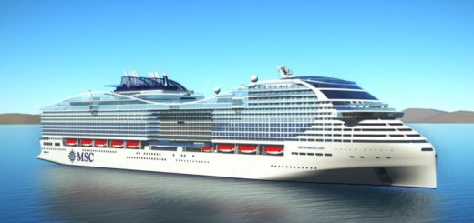 MSC Cruises unterzeichnet Verträge über den Bau weiterer World Class Schiffe