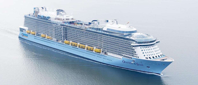 Royal Caribbean Group erlaubt Stornierungen bis 48 Stunden vor Abfahrt