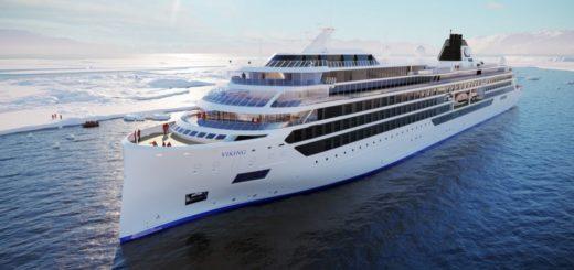 Viking Cruises startet Expeditionsreisen