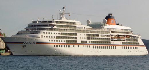 MS Europa: Neue Routen für die Saison 2021/2022 veröffentlicht