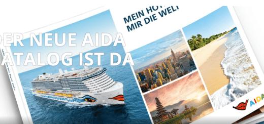AIDA Cruises: Buchungsstart für den neuen Katalog 2021/22