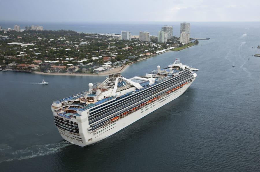 Princess Cruises: Schnäppchen für Kreuzfahrer mit Anhang