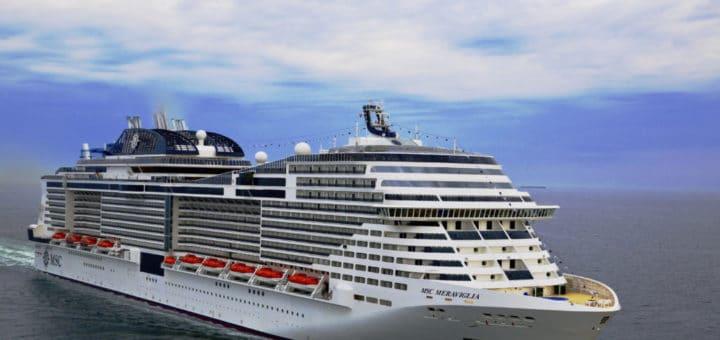MSC Grandiosa nimmt Schiffsbetrieb im Mittelmeer wieder auf