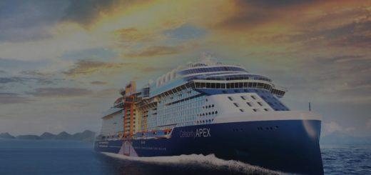 Erfolgreicher Sea Trial für Celebrity Apex