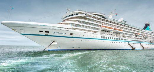 Rückholaktion von Passagieren der MS Artania aus Australien: Über 800 Passagiere der Artania wurden zurück nach Deutschland geflogen