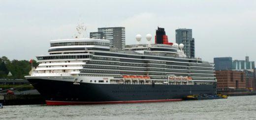 Cunard stellt Kreuzfahrt-Betrieb bis zum 11. April 2020 ein