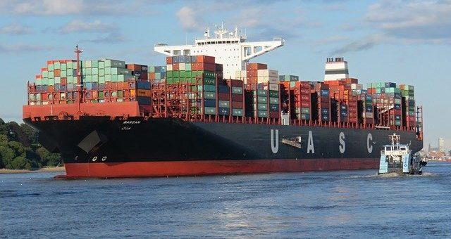 Containerschiff Ever Given blockiert Suezkanal