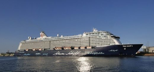 Mein Schiff 3 verlässt Cuxhaven - Alle Beteiligten ziehen positives Fazit der Zusammenarbeit