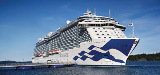 Princes Cruises mit großem Australien-Angebot