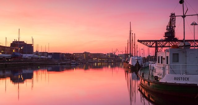 Rostock Port: Weniger Fracht und weniger Passagiere im ersten Halbjahr 2020