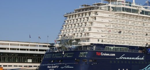 TUI Cruises bietet 5-Wochen-Langzeiturlaub auf dem Kreuzfahrtschiff