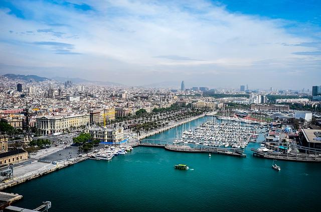 Kreuzfahrt nach Barcelona