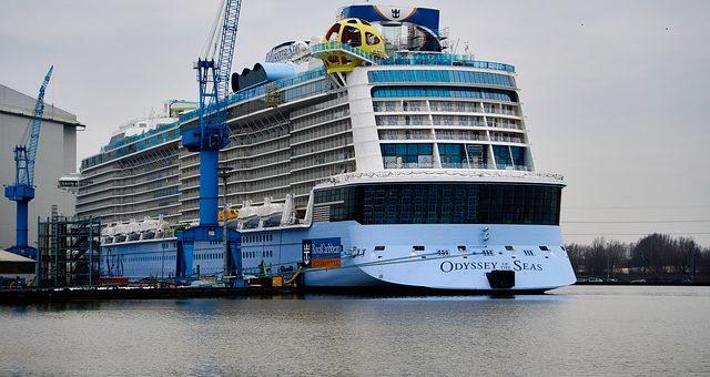 Meyer Werft liefert Kreuzfahrtschiff Odyssey of the Seas ab