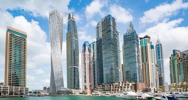 AIDA-Schiffe machen zum ersten Mal am neuen Dubai Cruise Terminal fest