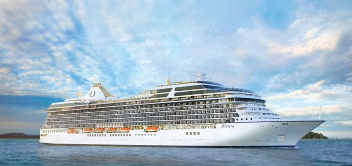 Oceania Cruises kündigt Neustart für August an
