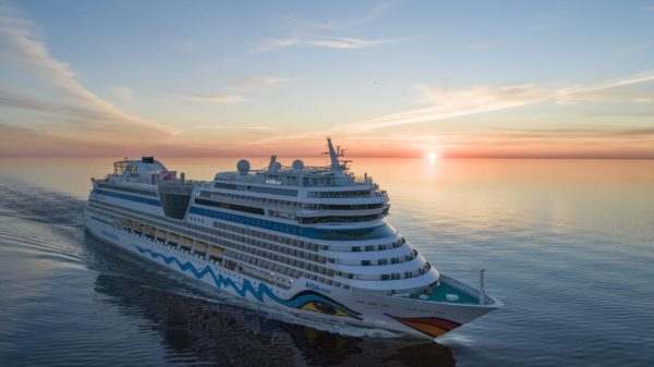 AIDA Cruises eröffnet am 31. Juli die Kreuzfahrtsaison in Hamburg mit AIDAmar