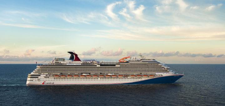 Verspätete Premierenfahrt der Mardi Gras – Carnival Cruise Line setzt zum Restart weitere Schiffe ein