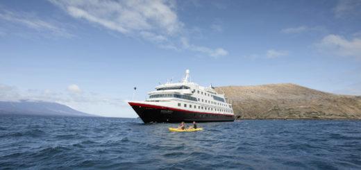 Galapagosinseln entdecken mit Hurtigruten Expeditions