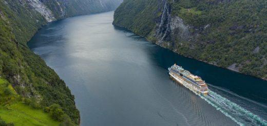 Neue Reisen mit AIDAmar nach Norwegen und in der Ostsee ab Hamburg