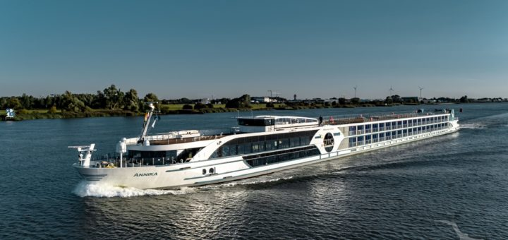 Phoenix Reisen tauft zwei neue Flusskreuzfahrtschiffe – MS Annabelle und MS Annika
