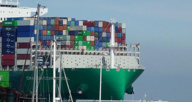 Containerschiffe - vom Tracking bis zum Hightech-Arbeitsplatz