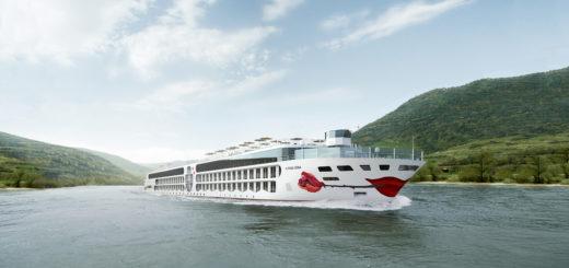 A-ROSA SENA - Reederei gibt Namen des E-Motion Ships bekannt