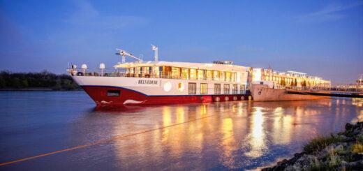 Advents- und Festtagsreisen mit Nicko Cruises: In winterlichen Fluss-Landschaften entschleunigen